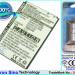 Аккумулятор CS-HDP180XL для Sprint Arrive 3,7V 1600Ah Li-ion