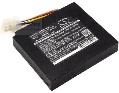Аккумулятор CS-DML500SL для DYMO LabelManager 500TS 14,8V 2000Ah Li-ion