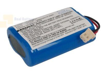 Аккумулятор CS-LS280RC для LifeShield LS280 3,7V 2800Ah Li-ion