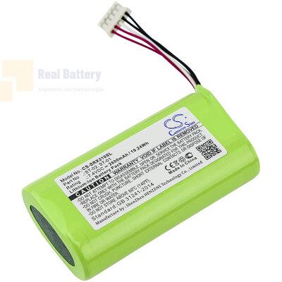Аккумулятор CS-SRX310SL для Sony SRS-X3 7,4V 2600Ah Li-ion