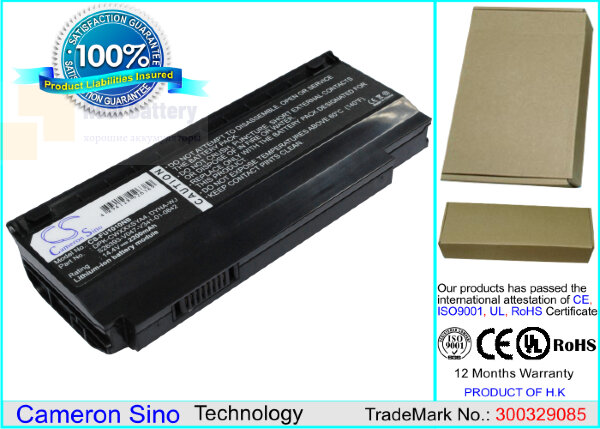 Аккумулятор CS-FU1010NB для Fujitsu CWOAO  14,4V 2200mAh Li-ion