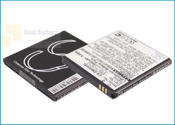 Аккумулятор CS-SMI500SL для Verizon Fascinate 3,7V 1500Ah Li-ion