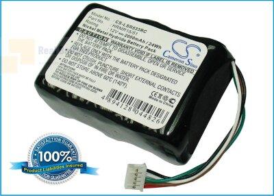 Аккумулятор CS-LSR533RC для Logitech Squeezebox Radio 12V 2000Ah Ni-MH