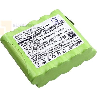 Аккумулятор CS-TRG560SL для Trimble Focus 10 12V 3800Ah Ni-MH