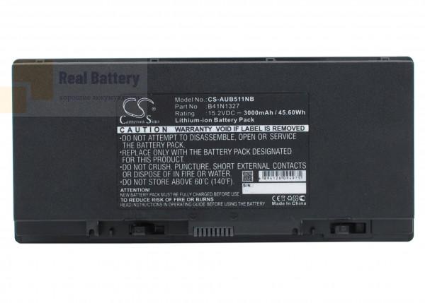 Аккумулятор CS-AUB511NB для Asus B551LA-CN018G  15,2V 3000mAh Li-ion