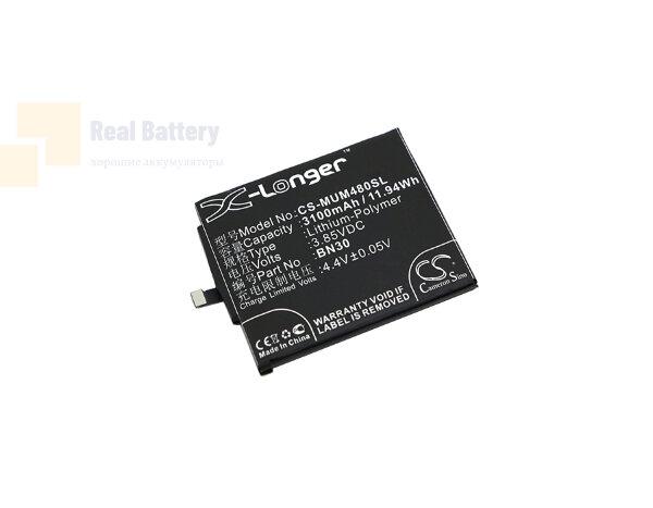 Аккумулятор CS-MUM480SL для Xiaomi Mi 4A 3,85V 3100Ah Li-Polymer