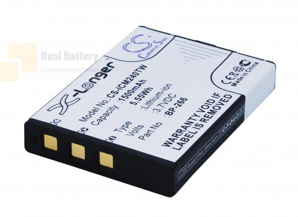 Аккумулятор CS-ICM240TW для Icom IC-M23 3,7V 1500Ah Li-ion