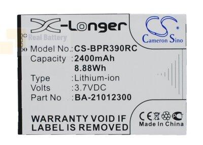 Аккумулятор CS-BPR390RC для BandRich BandLuxe PR39 3,7V 2400Ah Li-ion