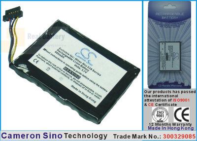 Аккумулятор CS-MIO336SL для Viewsonic V35 3,7V 1050Ah Li-ion