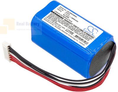Аккумулятор CS-SRX300XL для Sony SRS-X30 7,4V 6800Ah Li-ion
