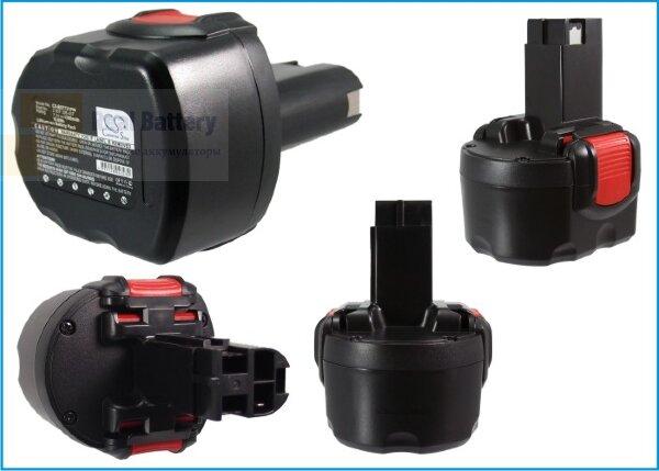 Аккумулятор для Bosch GSR 7.2-1 7,2V 1,5Ah Ni-MH CS-BST721PW