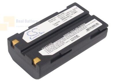 Аккумулятор CS-LI1XL для Trimble C8872A 7,4V 2600Ah Li-ion