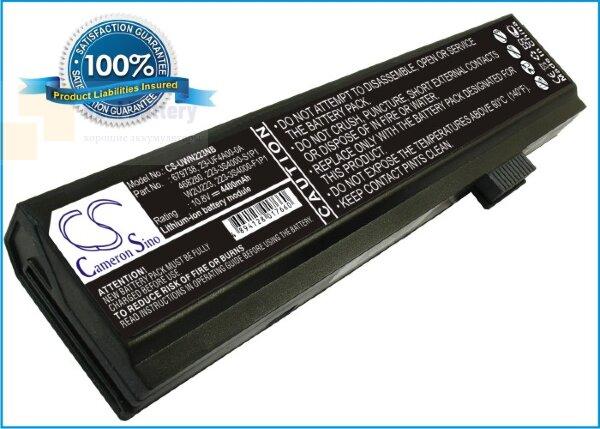 Аккумулятор CS-UWN223NB для Alienware Sentia 223 10,8V 4400mAh Li-ion