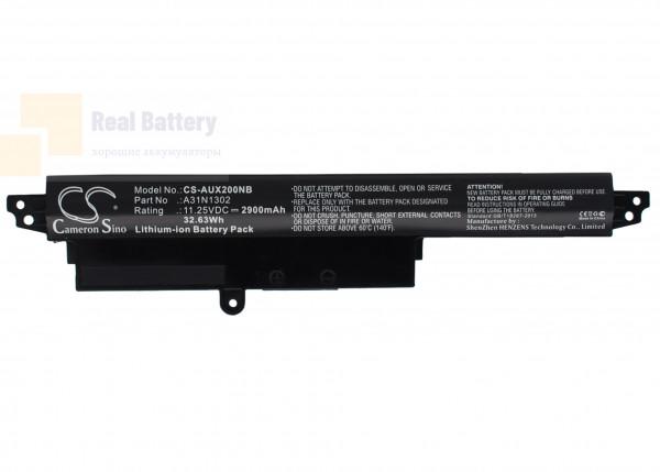 Аккумулятор CS-AUX200NB для Asus 200CA-CT161H  11,25V 2900mAh Li-ion