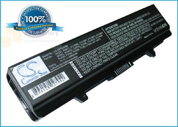 Аккумулятор CS-DE1525NB для DELL Inspiron 1525  11,1V 4400mAh Li-ion