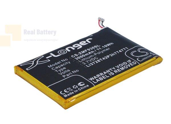 Аккумулятор CS-ZMF930SL для T-Mobile MF915 3,7V 3000Ah Li-Polymer