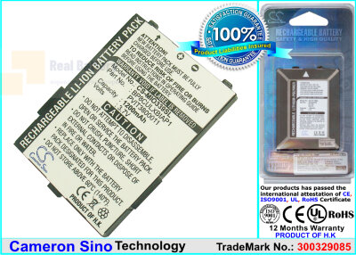 Аккумулятор CS-MIO339SL для Viewsonic V36 3,7V 850Ah Li-ion