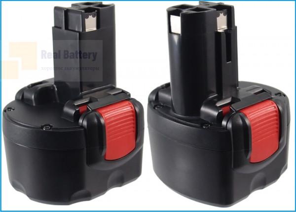 Аккумулятор для Bosch GSR 7.2-1 7,2V 3Ah Ni-MH CS-BST721PX