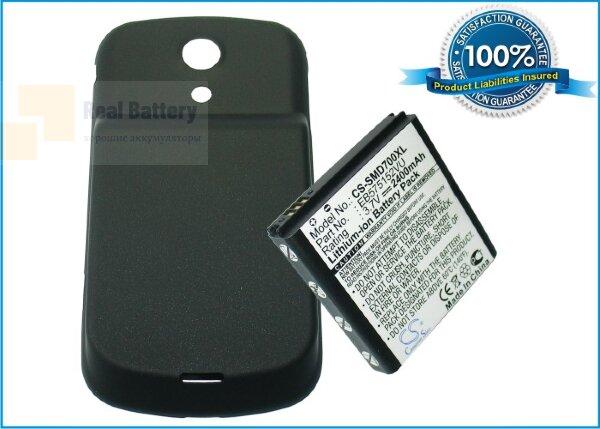 Аккумулятор CS-SMD700XL для Sprint Epic 4G 3,7V 2400Ah Li-ion