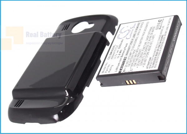 Аккумулятор CS-SMI920XL для Verizon SCH-i920 3,7V 3200Ah Li-ion