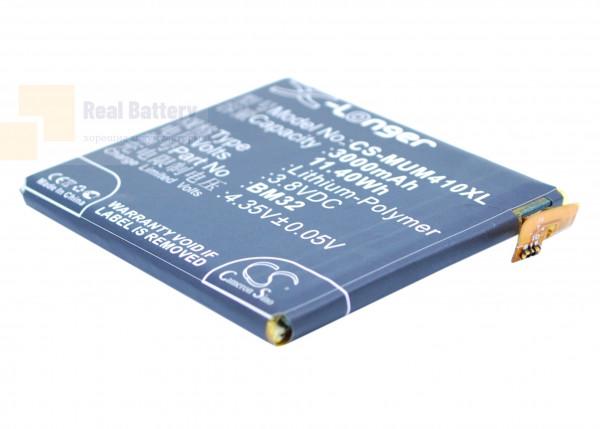 Аккумулятор CS-MUM410XL для Xiaomi 4 3,8V 3000Ah Li-Polymer