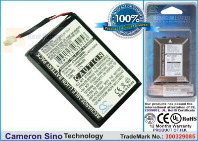 Аккумулятор CS-VPN205SL для VDO Dayton MA3060 3,7V 1400Ah Li-ion