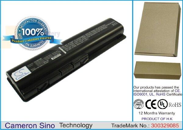 Аккумулятор CS-HDV4NB для Compaq Presario CQ40  10,8V 4400mAh Li-ion