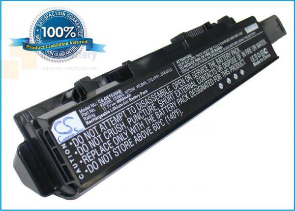 Аккумулятор CS-DE1535HB для DELL Studio 1535  11,1V 6600mAh Li-ion
