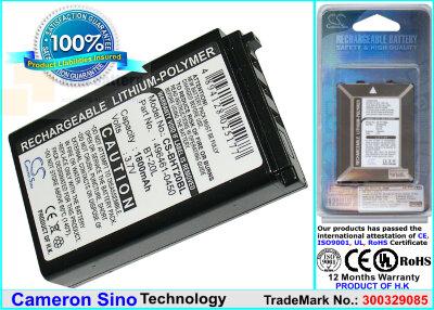 Аккумулятор CS-BHT20BL для Nippon BHT-200 3,7V 1800Ah Li-ion