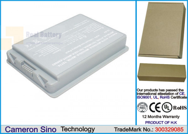 Аккумулятор CS-AM1078NB для Apple M9422  10,8V 4400mAh Li-ion