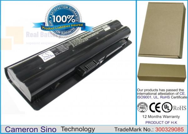 Аккумулятор CS-HDV32NB для Compaq Presario CQ35-100  10,8V 4400mAh Li-ion