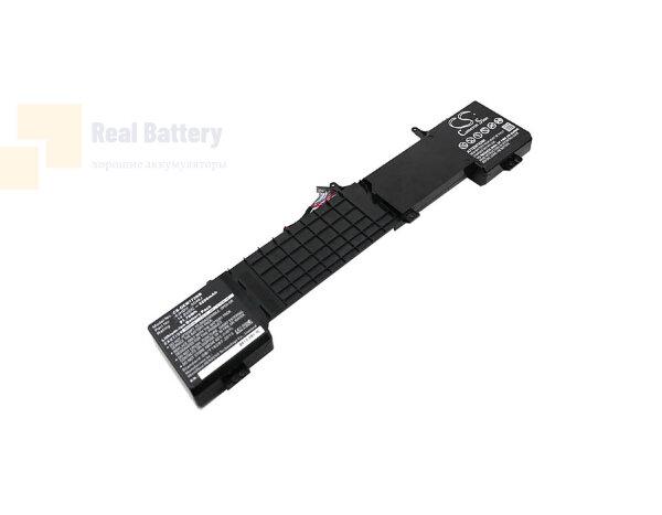 Аккумулятор CS-DEM172NB для DELL Alienware 17 R2  14,8V 6200mAh Li-ion