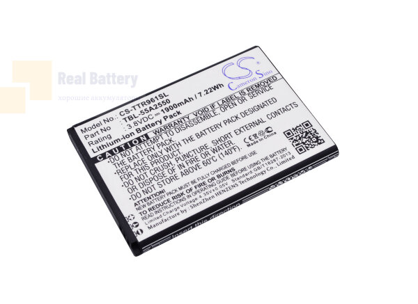 Аккумулятор CS-TTR961SL для TP-Link M7350 3,8V 1900Ah Li-ion