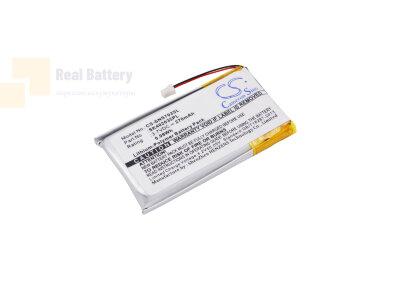 Аккумулятор CS-SNS703SL для Sony NW-S603F 3,7V 270Ah Li-Polymer