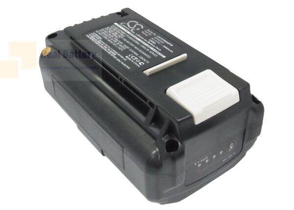 Аккумулятор для Ryobi RY40100 40V 3Ah Li-ion CS-RTB402PW