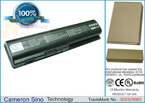 Аккумулятор CS-HDV4HB для Compaq Presario CQ40  10,8V 8800mAh Li-ion