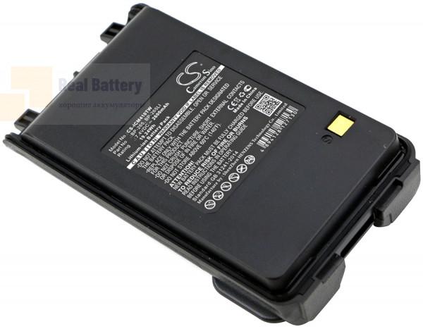 Аккумулятор CS-ICM410TW для Icom IC-3101 7,4V 2600Ah Li-ion
