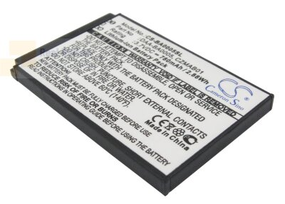Аккумулятор CS-BA0005SL для Creative Zen Micro 3,7V 780Ah Li-ion