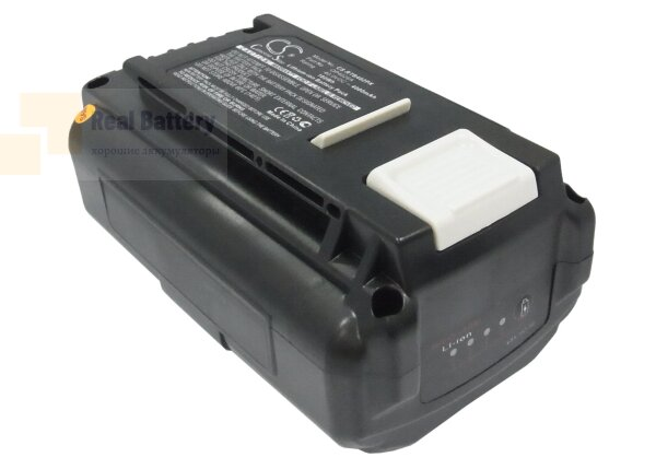 Аккумулятор для Ryobi RY40100 40V 4Ah Li-ion CS-RTB402PX