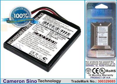 Аккумулятор CS-SP114SL для Sony CECHZC1E 3,7V 570Ah Li-ion