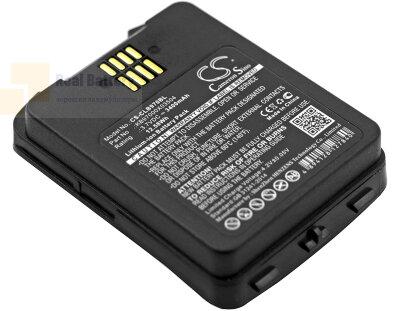 Аккумулятор CS-CLB970BL для CipherLAB 9700 3,7V 3400Ah Li-ion