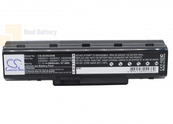 Аккумулятор CS-AC5532HB для Acer Aspire  AS5517-5661  11,1V 8800mAh Li-ion