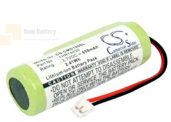 Аккумулятор CS-CMD100SL для Sony CMD-C1 3,7V 650Ah Li-ion