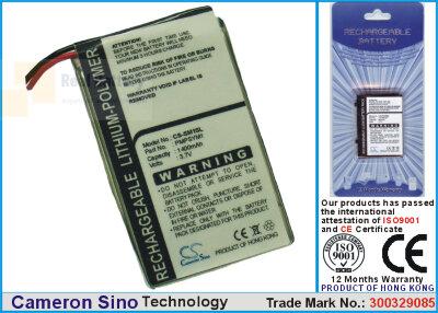 Аккумулятор CS-SM1SL для Sony HDD Photo Storage 3,7V 1400Ah Li-Polymer
