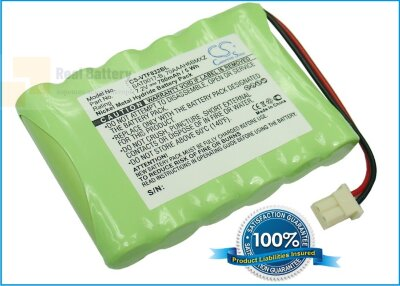 Аккумулятор CS-VTF832BL для Verifone Nurit 3020 7,2V 700Ah Ni-MH