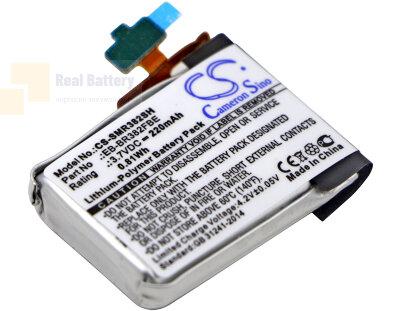Аккумулятор CS-SMR382SH для Samsung Gear Live 3,7V 220Ah Li-Polymer