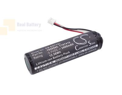 Аккумулятор CS-EXT7XL для FLIR i3 3,7V 3400Ah Li-ion