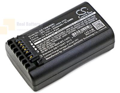 Аккумулятор CS-TRM300SL для Trimble TS635 3,7V 5200Ah Li-ion