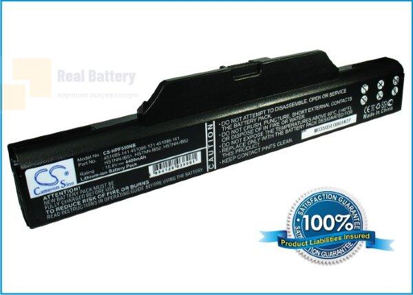 Аккумулятор CS-HPF550NB для Compaq 511 10,8V 4400mAh Li-ion