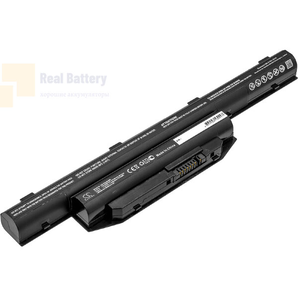 Аккумулятор CS-FUA544NB для Fujitsu LifeBook A544  10,8V 2200mAh Li-ion